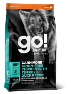 PETCUREAN GO! Solutions Carnivore Adult Dog 10 kg